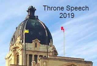 Throne Speech 2018